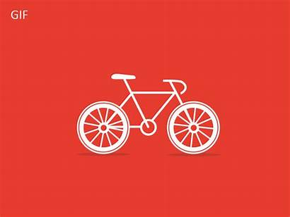 Bicycle Bike Animation Drawing Powerpoint Cycling Feedly