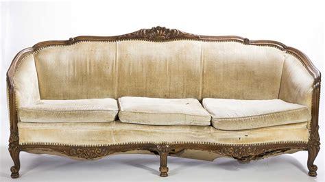 Vintage French Style Sofa Catosferanet
