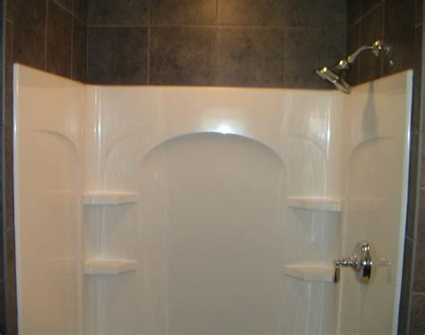 Tiling A Bathtub Enclosure by Tub Surround Trim Pictures To Pin On Pinterest Pinsdaddy