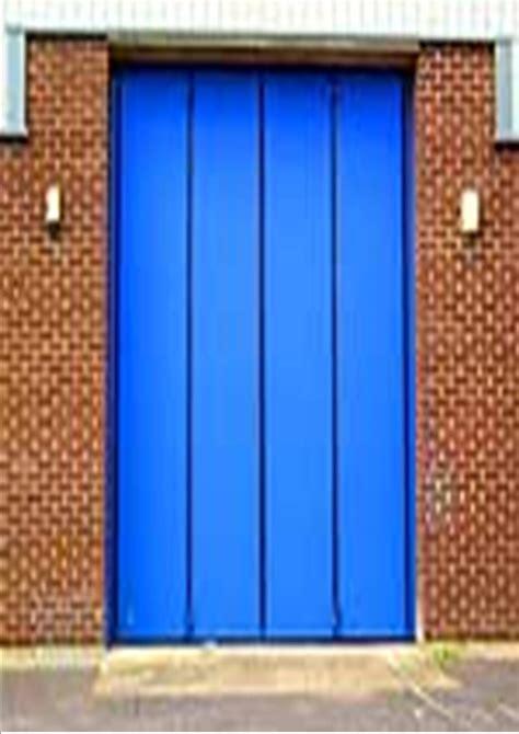 industrial doors including roller shutter  insulated