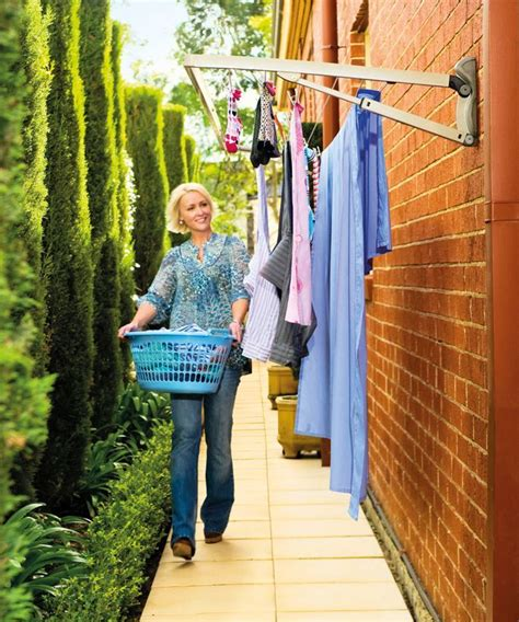 17 best ideas about indoor clothes lines on laundry lines outdoor laundry lines and