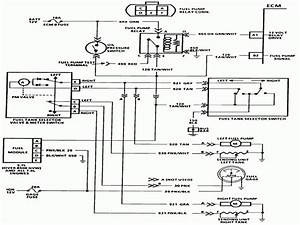 1987 Chevy Truck Wiring Diagram For Gas Tanks