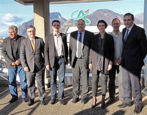 siege banque rhone alpes crédit agricole sud rhône alpes un nouveau siège social