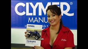 Clymer Manuals Yamaha Banshee Manual Yfz350 Manual Atv
