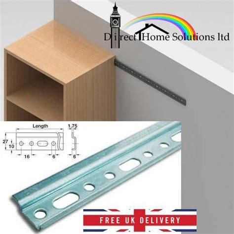 cabinet rail cabinet hanging wall mounting rail bracket length kitchen
