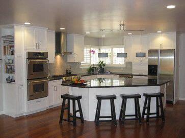 Triangle Kitchen Layouts With Island  Triangle Island