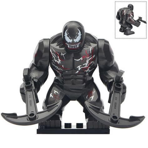 Riot Marvel Super Heroes Venom Eddie Brock Mini Figure Avengers Endgame Fit lego