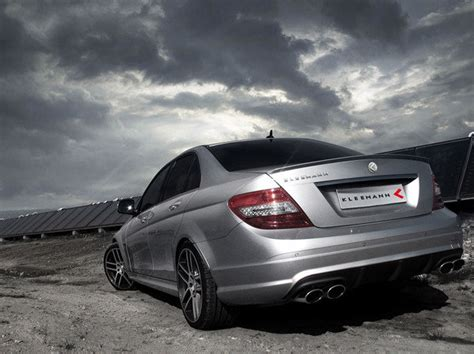 Mercedes-benz C63 Amg By Kleemann