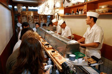 top myths  sushi  japan