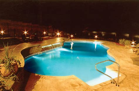 inground pool lights summer with pool lights for inground pools house