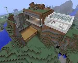 Frank Lloyd Wright Gebäude : fallingwater minecraft tausend medien ~ Buech-reservation.com Haus und Dekorationen