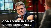 Composer Insight: Dario Marianelli - YouTube