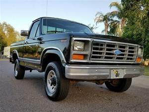 1986 Ford F150 Xlt Lariat 4x4 Short Bed 302 5 0 Efi V8 A  T