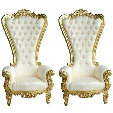 white leather loveseat and groom wedding chairs