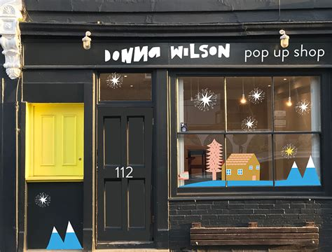 Up The Shop by Pop Up Shop Donna Wilson