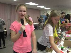 Operation Christmas Child Box Packing at Christ Lutheran