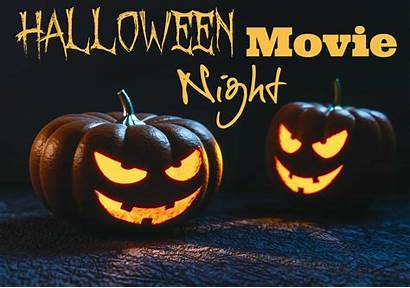 Halloween Night Movies Diy During Student Services