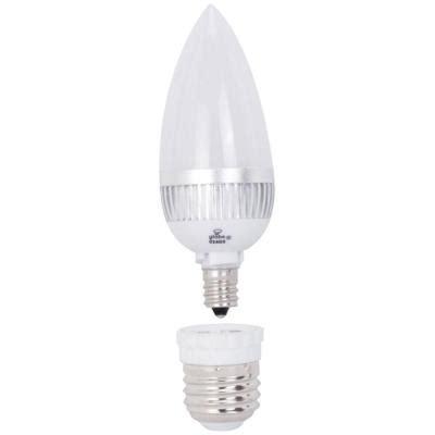 globe electric 15w equivalent bright white 3000k b10 led
