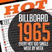 Billboard 1965: Every Hot 100 Single Week by Week (all ...