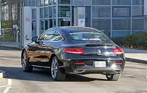 Mercedes Coupe C : 2019 mercedes benz c class coupe facelift shows all new ~ Melissatoandfro.com Idées de Décoration