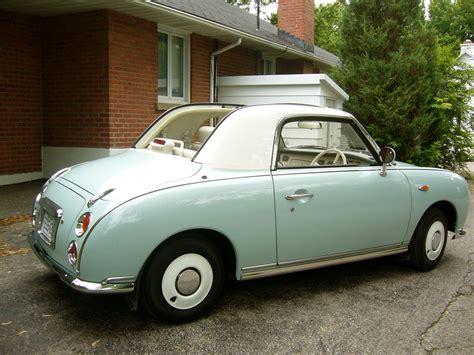 DreamsCar.com ||::|| Nissan Figaro