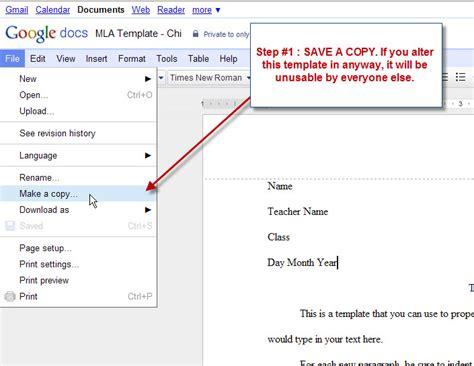 mla template docs mrs chichester s class wiki docs mla template