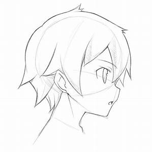 Anime head reference | art | Pinterest | Anime, Drawings ...