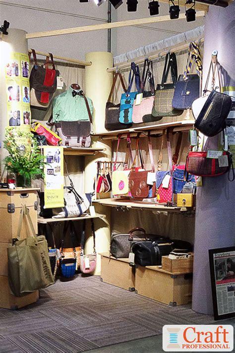 gorgeous handbag display