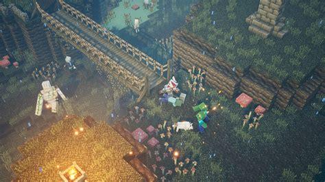 minecraft dungeons rpg site