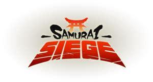 samourai siege triche samourai siege diamants gratuits et illimités