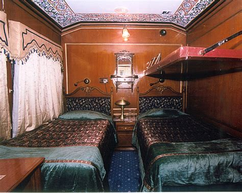 Palace On Wheels cabin