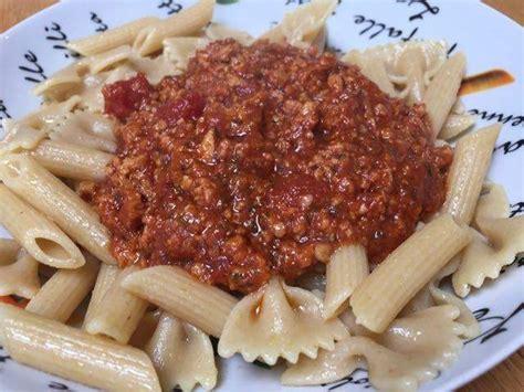 peut on congeler des pates bolognaise recettes v 233 g 233 tariennes de sauce bolognaise