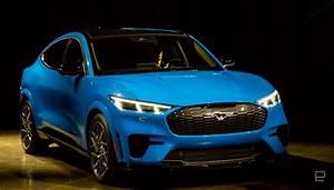 Mustang Mach-E: Ford presentó su 4x4 eléctrico inspirado en el Mustang - El Periscopio Noticias