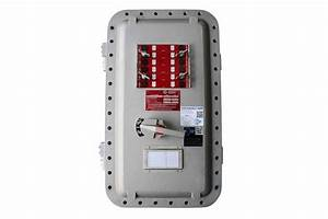 Explosion Proof Panelboard - 277-480v - 12 Circuit