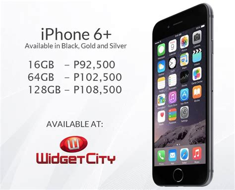 cost of iphone 6 iphone 6 price in the philippines