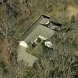 Jim Walton's house in Bentonville, AR (Google Maps)