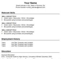 How To Create A Resume Template How To Write A Simple Resume Pictures 3 Apps Directories