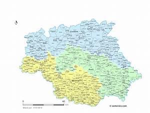 Carte Du Gers Détaillée : carte des nouveaux arrondissements du gers avec villes et communes ~ Maxctalentgroup.com Avis de Voitures
