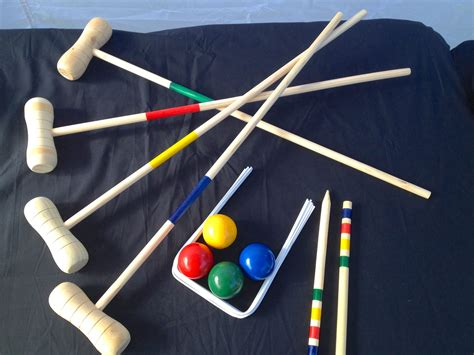 Backyard Croquet by Backyard Croquet Jenjo