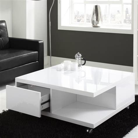 large white coffee table tiffany white high gloss square storage coffee table large