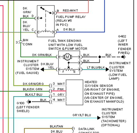 Ac Wiring Diagram 97 Dodge Ram Up by Diy Fuel Or Fuel Trouble Shooting No Up