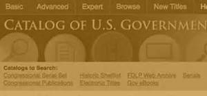 us government publishing office With government documents catalog