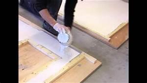 Faire Un Plan De Travail : comment faire un plan de travail en beton cire ~ Dailycaller-alerts.com Idées de Décoration