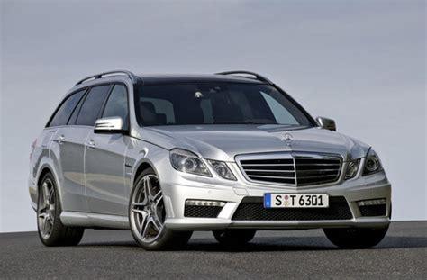 Official 2010 Mercedes E63 Amg Estate
