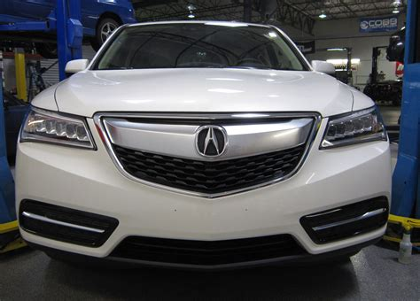 Acura Tl Aftermarket Grill by Modern Armor 2016 Acura Mdx 3m Pro Series Paint Protection