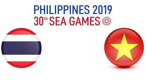 Update Klasemen Sementara Grup B Bola SEA Games 2019 ...
