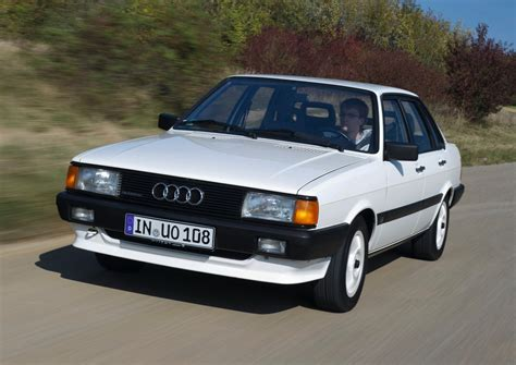 History of Audi 80 B2 (1978-1986) : SpeedDoctor.net