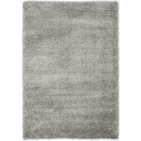 silver area rug nuloom shag silver 8 ft x 10 ft area rug ozsg02o 8010