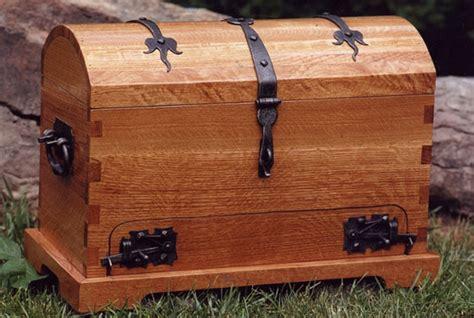 wooden chest hardware  woodworking