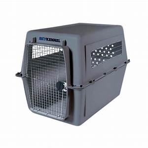 Commercial crate vertical extension for a very tall dog for Xl dog travel crate